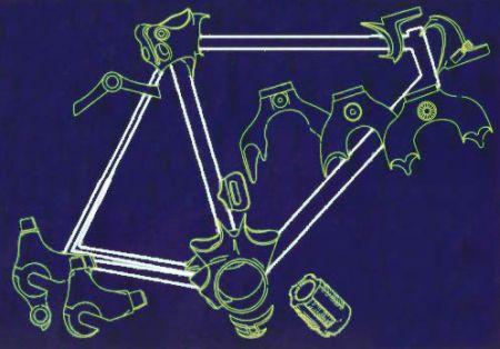 Rahmenbauteile