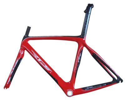 Rennradrahmen aus Carbon