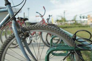 Fahrraddiebstahlschutz
